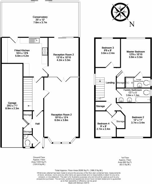 Amended Floorplan