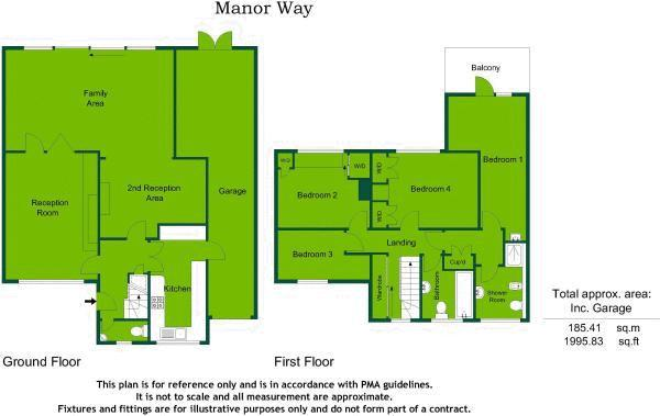 14 Manor Way
