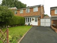 2 bed semi detached property in Gurnard Close, Willenhall