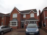 4 bed Detached home in Hodgkiss Close...