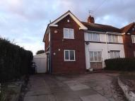 3 bed semi detached house to rent in Woden Road North...