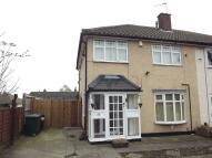 3 bedroom semi detached property to rent in Paul Street, Wednesbury