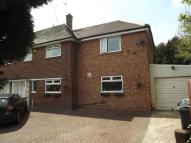 4 bed semi detached home in Poplar Road, Wednesbury