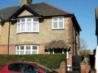 3 bed semi detached property to rent in Cromwell Road...