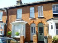 Terraced property to rent in Woodlawn Street...