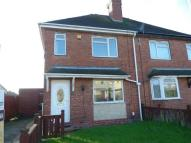 semi detached property in Central Avenue, Tipton