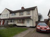 Evans Street semi detached house to rent