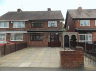 Glebefields Road semi detached property to rent