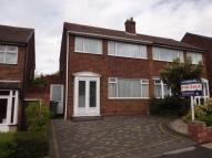 3 bed semi detached property to rent in Jayne Close...