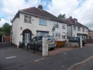 semi detached property in Bowker Street, Willenhall