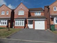 Detached house in Aster Way, Walsall