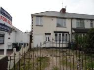 semi detached home in Bilston Road, Tipton...