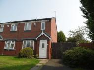 semi detached property in Ratcliff Way, Tipton