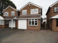 3 bed Detached house in Kenilworth Close, Tipton