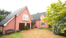 Detached house in Cheveley, Suffolk