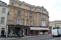 1 bed Flat to rent in Cleveland Place East...