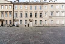 Terraced home in Duke Street, Bath...