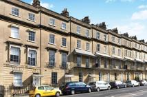 4 bed Terraced property in Raby Place, Bathwick...