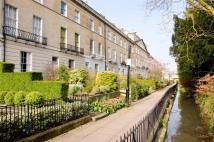 4 bed Terraced house in Prior Park Buildings...