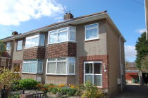 3 bed semi detached property in Dunster Road, Keynsham...