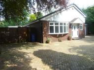 Detached Bungalow in Hilton Lane, Prestwich...
