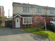 4 bed semi detached home in Kings Close, Prestwich...