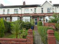 Terraced home to rent in George Street, Prestwich...