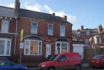 Terraced property in Mount Pleasant Road...