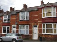 Terraced home in Iddesleigh Road, Exeter
