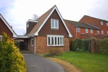Detached property to rent in Balmoral Close PO19