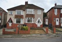 semi detached house in Monckton Road, Wincobank...