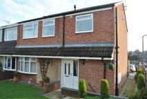 semi detached property for sale in Blackburn Drive...