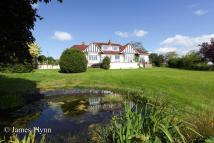 4 bed Detached house for sale in Wedmore, Somerset, BS28