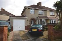 semi detached property for sale in Poplar Road, Uplands...