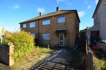 3 bedroom semi detached house in Hollisters Drive...