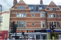 Flat to rent in Barking Road, East Ham