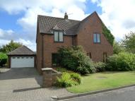4 bedroom Detached property for sale in The Paddock, Cramlington...