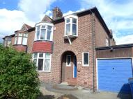 semi detached property in Woodburn Avenue, Fenham...