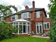 3 bed semi detached property in Crossway, Jesmond...