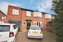 3 bedroom semi detached home in Clayworth Road...