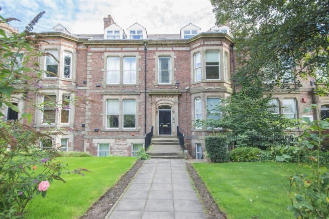 2 bedroom flat for sale in osborne terrace jesmond