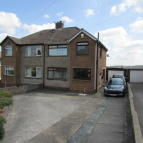 semi detached property to rent in Westburn Crescent...
