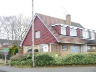 semi detached property to rent in Sunningdale Drive...