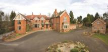 Detached house for sale in Morpeth, Northumberland