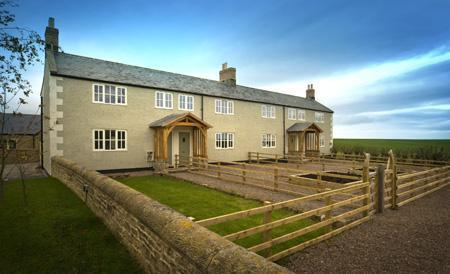 3 Bedroom Terraced House For Sale In Ulgham Park Farm Cottages