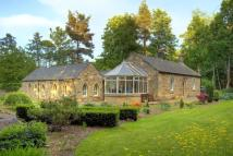 Detached house for sale in East Lilburn, Alnwick...