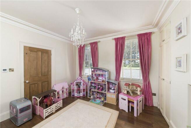 Bedroom/Play Room
