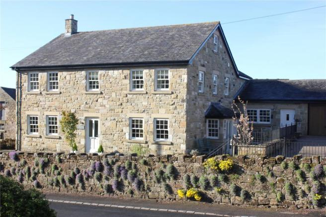 New Steading House