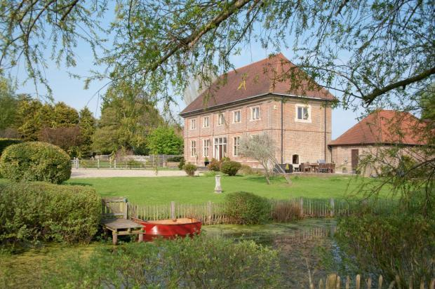 5 Bedroom Detached House For Sale In Halland Park Farm