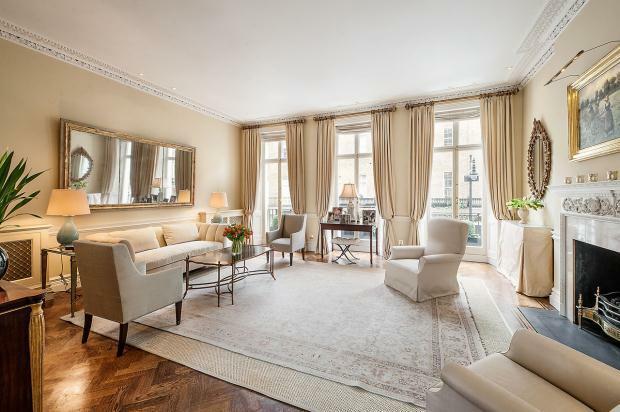 5 Bedroom House For Sale In Chester Street Belgravia